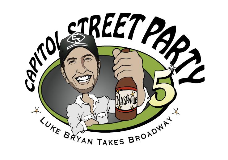 Luke Bryan takes Broadway