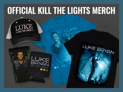Official Kill The Lights Merchandise