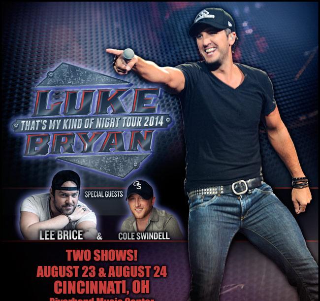 Tour Dates and Tickets | Luke Bryan